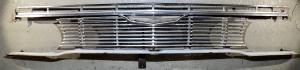 1961 Chevrolet Bel Air  grill     Obs  Endast hämtning!