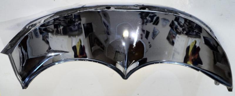 1958 Buick Special      krom framskärm   vänster