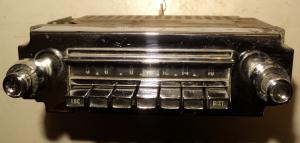 1962  Chrysler Imperial      radio (ej testad)