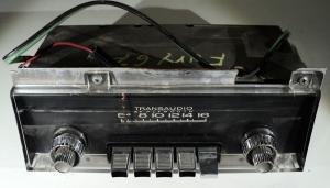 1967  Plymouth Fury      radio (ej testad)