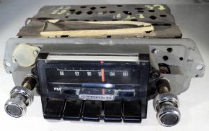 1968 Ford LTD   radio (ej testad)     AM FM Stereo