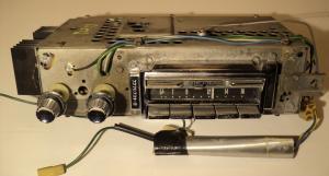 1960   Cadillac    radio (ej testad)