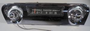 1959   Chevrolet     radio (ej testad)