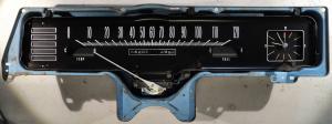 1968 Cadillac    hastighetsmätare