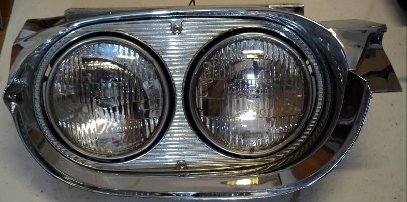 1963 Thunderbird    lykthus   höger
