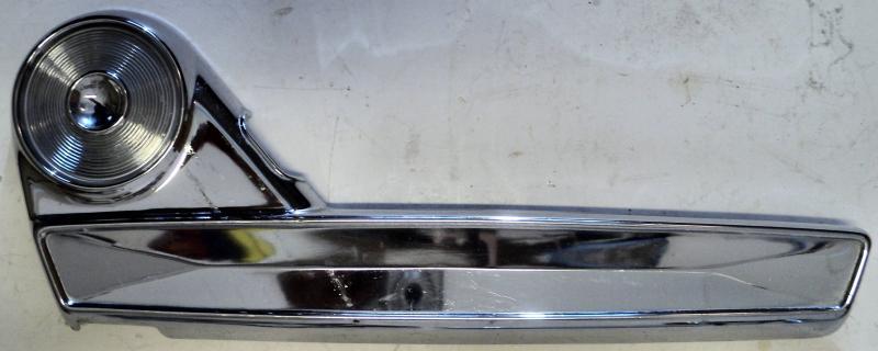 1965 Chrysler 300  sidoplåt säte 2494164       höger