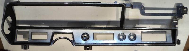 1968 Cadillac  sarg instrumentpanel (cruiscontrol utag)