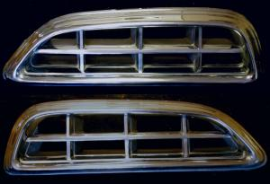 1955 Chrysler New Yorker grill