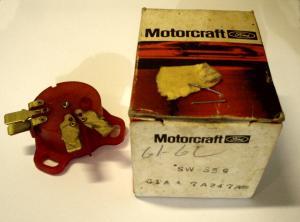 1961 1962 Ford neutralkontakt  SW 359 NOS