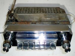 1963 Imperialpg radio (ej testad)
