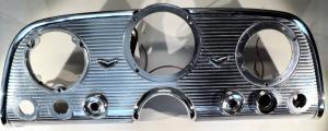 1960 Thunderbird  krom instrumentbrädan