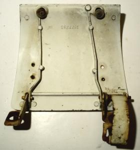 1960 Imperial tanklockslucka