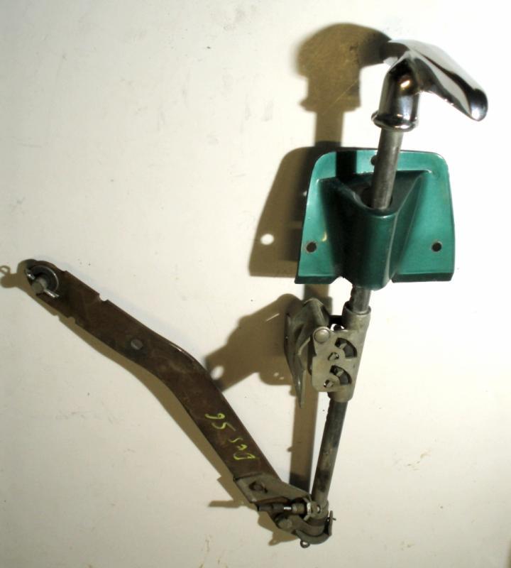 1956 DeSoto handbroms mekanism