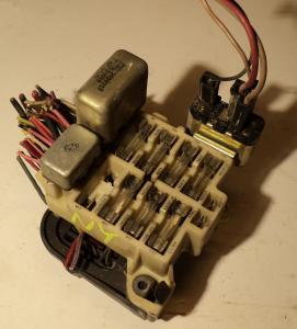 electronics Alfa Romeo Fuse Box