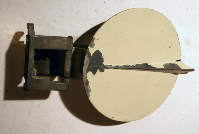 1959 Imperial tanklockslucka