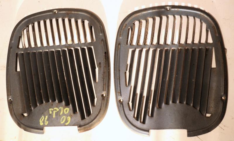 1960 Oldsmobile ventilationsgaller par