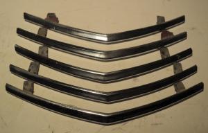 1961   Cadillac Fleetwood   emblem (5 st.)