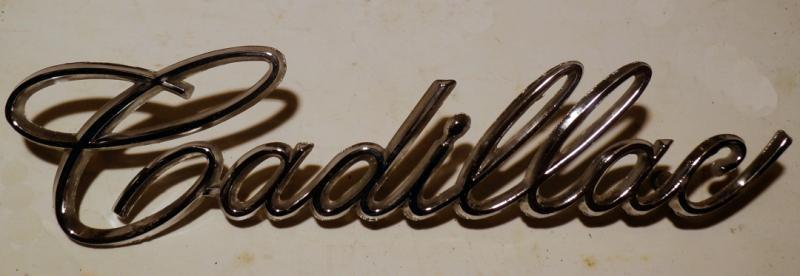 1966   Cadillac   emblem
