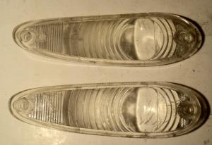 1956  Desoto    blnkers glas   (par)