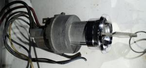 1965  Dodge Dart     tändningslås   (med nyckel)