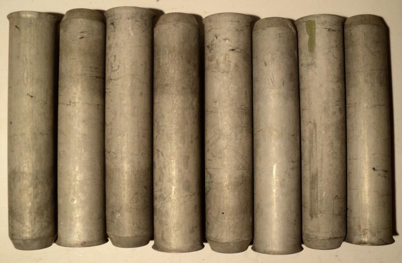 1956  Desoto  341 hemi tändstifts tuber 8 st.  (nya delar)
