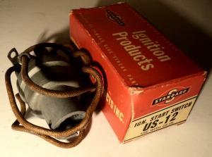 1956  Desoto    tändningslås el delen   (nya delar)