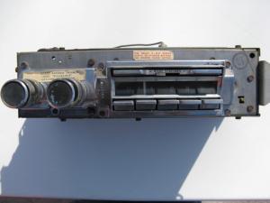 1966 Cadillac DeVille Radio