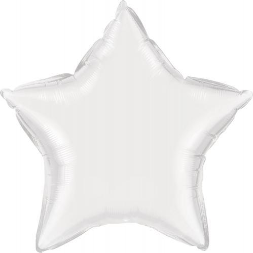"36"" (90 cm) Stjärna Vit"
