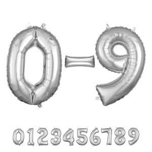 """14"""" (35 cm) Siffror Silver"""