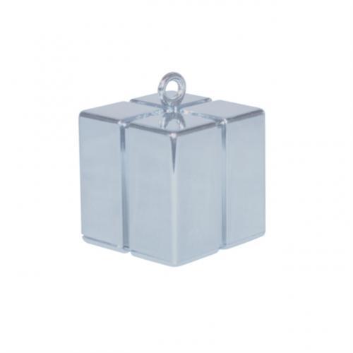 Presentformad Tyngd Silver