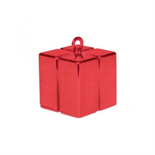 Presentformad Tyngd Röd