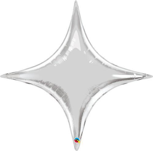 """40"""" (101 cm) Starpoint Silver"""