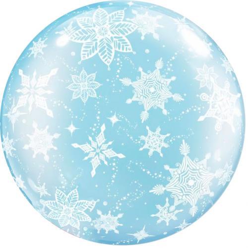 "20"" (51 cm) Bubbla Snowflakes"