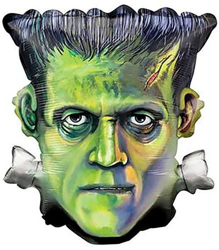 """25"""" (63 cm) Frankensteins Huvud"""