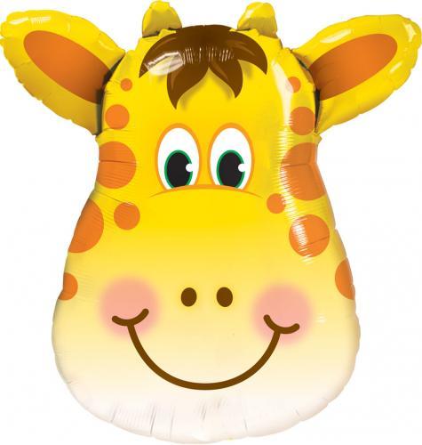 """32"""" (81 cm) Skön Giraff"""