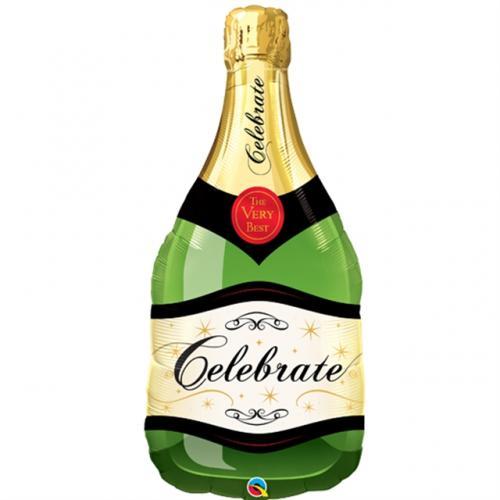 "39"" (99 cm) Champagneflaska"
