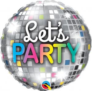 """18"""" (46 cm) Let's Party"""