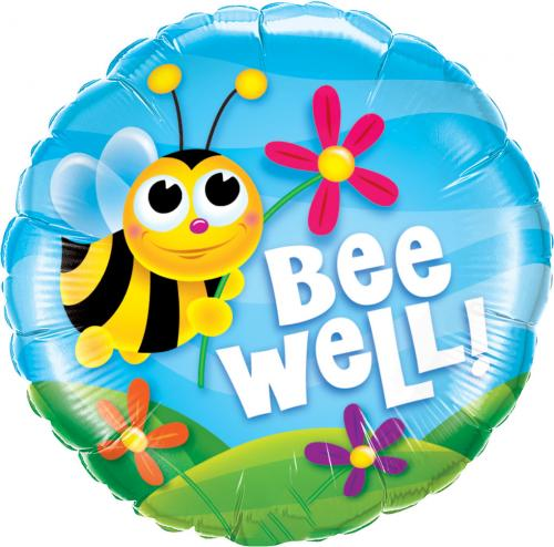 "18"" (46 cm) Bee well"