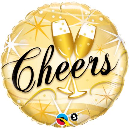 """18"""" (46 cm) Cheers"""