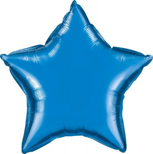 "36"" (90 cm) Stjärna Safirblå"