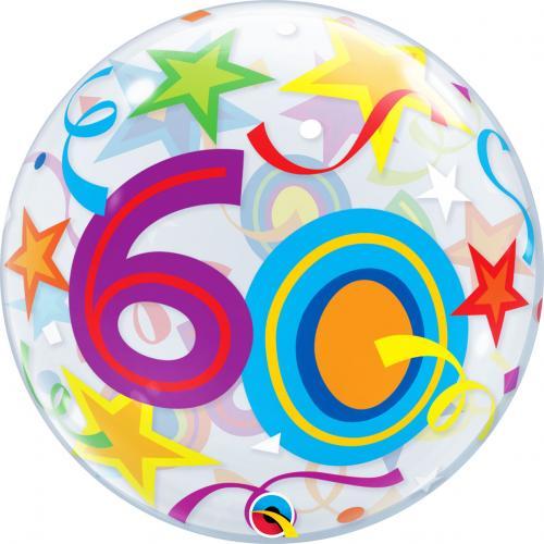 """22"""" (55 cm) Födelsedag 60 År"""
