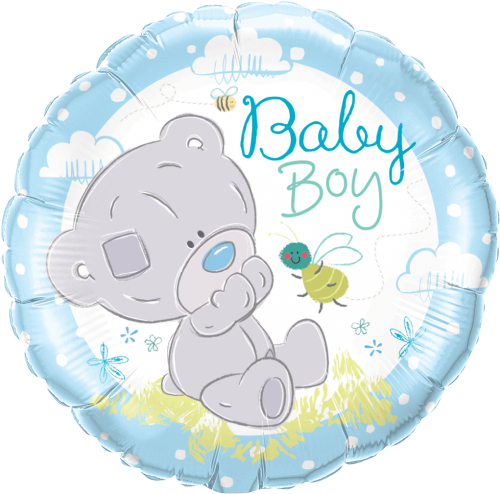 "18"" (46 cm) Baby Boy Tiny Teddy"