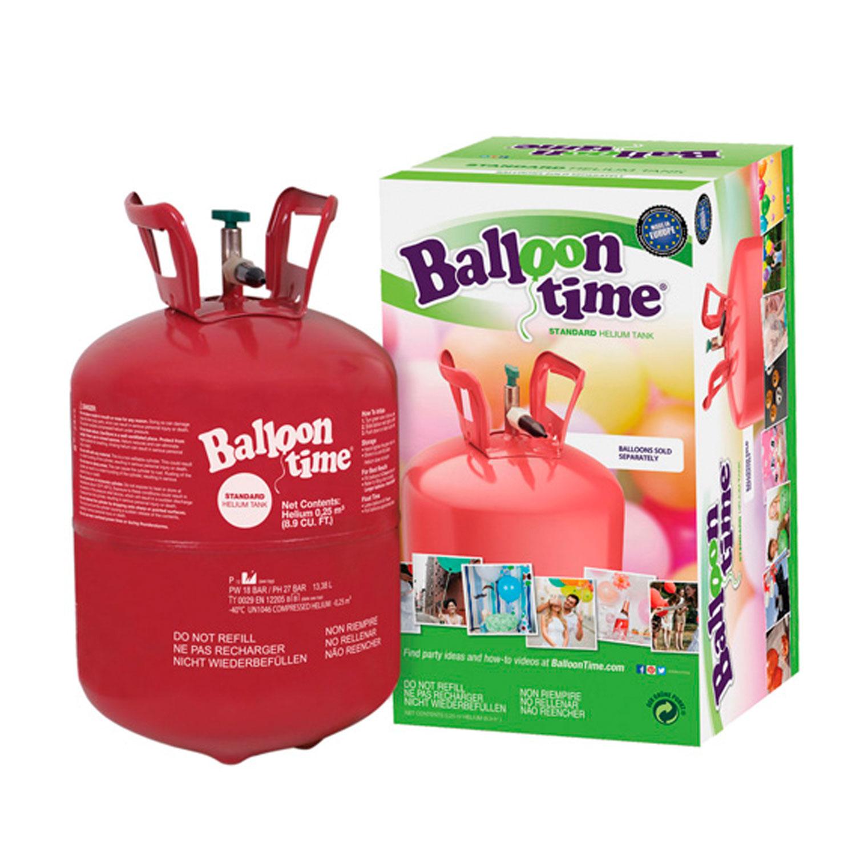 Engångshelium - Balloontime 0,25m3