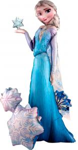 """57"""" (144 cm) Frozen Elsa AirWalker"""