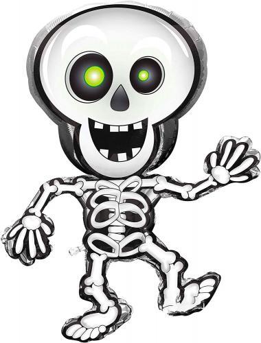 """33"""" (83 cm) Dansande Skelett"""