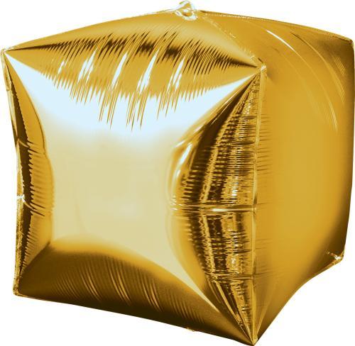 """15"""" (38 cm) Cubez Guld"""
