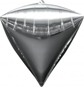 """17"""" (43 cm) Diamondz Silver"""
