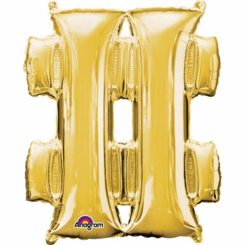 "33"" (83 cm) # Guld"