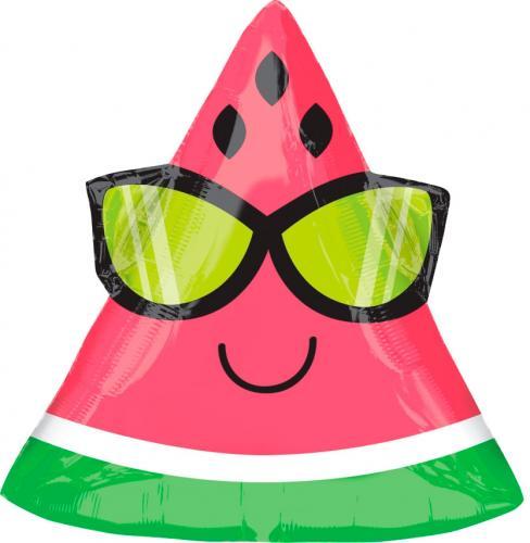 "17"" (43 cm) Vattenmelon"