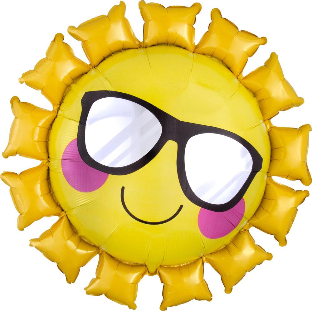 """27"""" (68 cm) Fun in the Sun"""